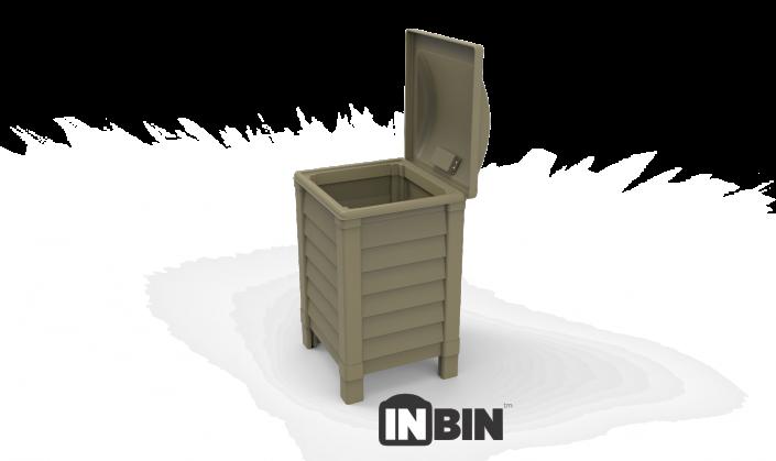 InBin smart home delivery system